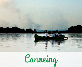 Activities in the area - Canoeing